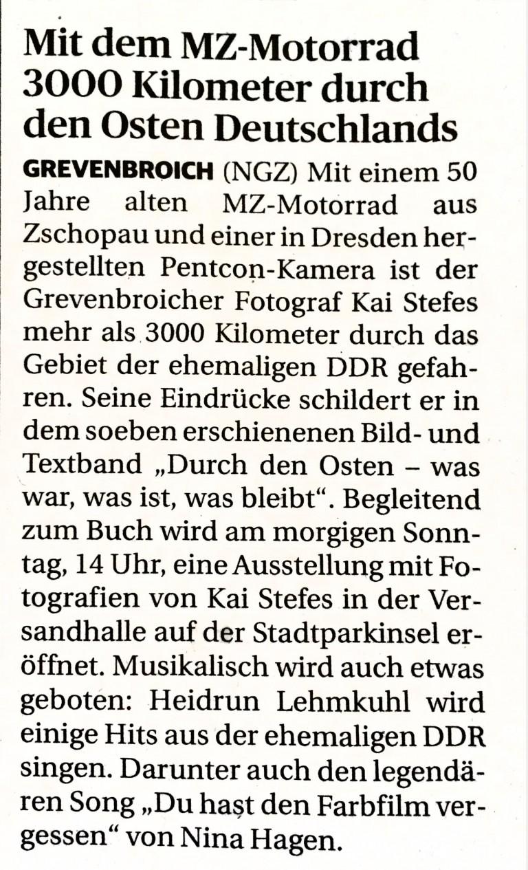 07.12.2015 Neuss-Grevenbroicher Zeitung
